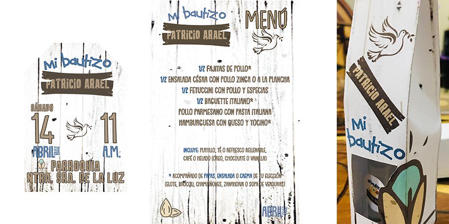 Bautizo: Patricio