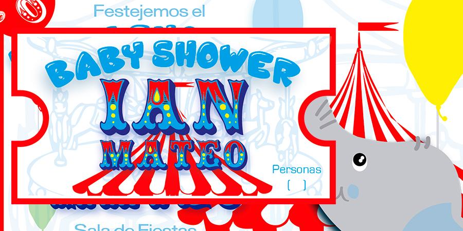 Baby Shower: Ian Mateo