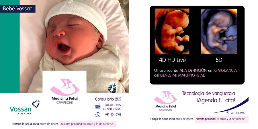 Facebook: Medicina Fetal Campeche