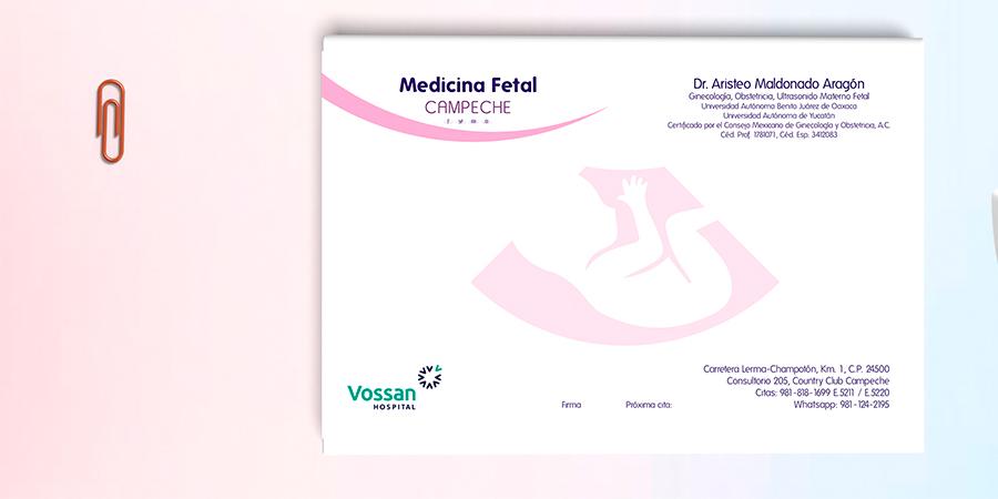 Recetario: Medicina Fetal Campeche